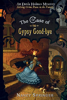 The Case of the Gypsy Good-Bye Cover