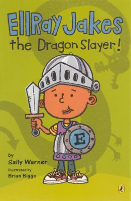 Ellray Jakes the Dragon Slayer! Cover Image
