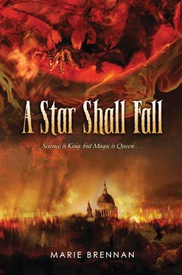 A Star Shall Fall (The Onyx Court #4) Cover Image