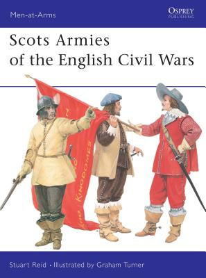 Scots Armies of the English Civil Wars Cover