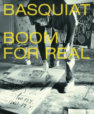 Basquiat: Boom for Real Cover Image