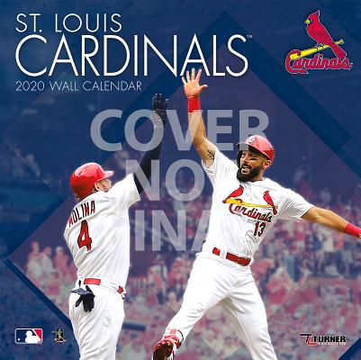 St Louis Cardinals: 2020 12x12 Team Wall Calendar Cover Image