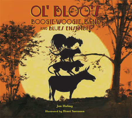 Ol Bloo's Boogie-Woogie Band and Blues Ensemble Cover