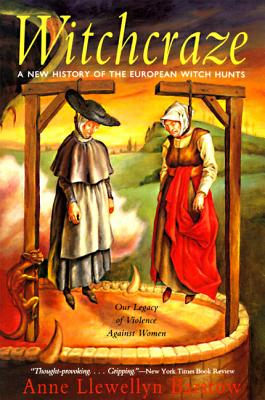 Witchcraze: A New History of the European Witch Hunts Cover Image
