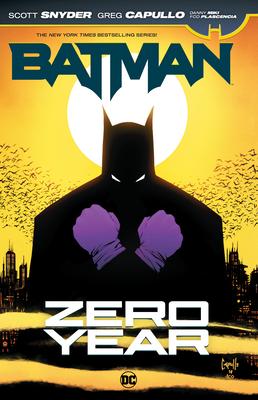 Batman: Zero Year Cover Image