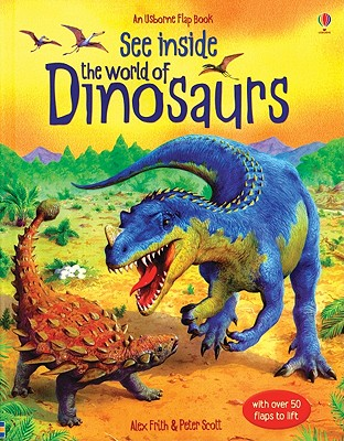 See Inside the World of Dinosaurs Cover