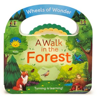 A Walk in the Forest (Smithsonian Kids) Cover Image