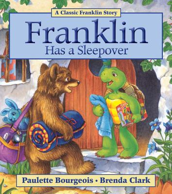 Franklin Has a Sleepover Cover Image