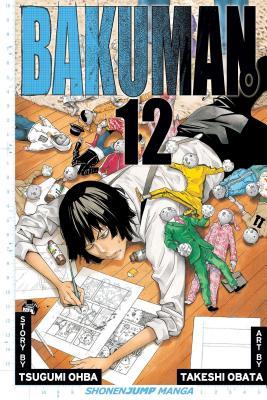 Bakuman, Volume 12 Cover