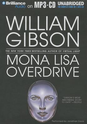 Mona Lisa Overdrive Cover Image