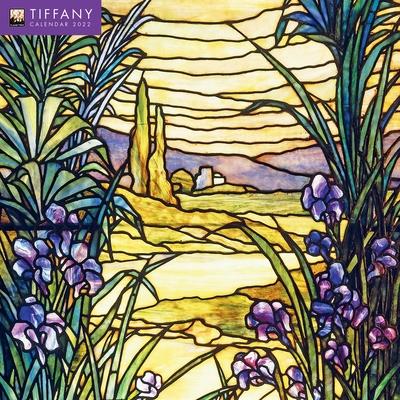 Tiffany Wall Calendar 2022 (Art Calendar) Cover Image