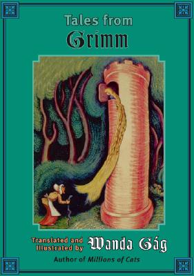 Tales from Grimm Cover