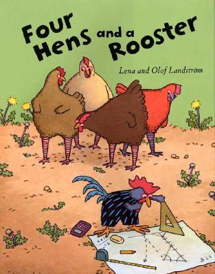 Four Hens and a Rooster Cover