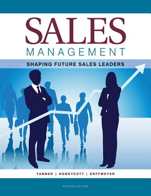 Sales Management: Shaping Future Sales Leaders Cover Image