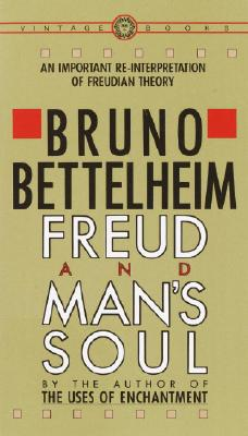 Freud and Man's Soul Cover