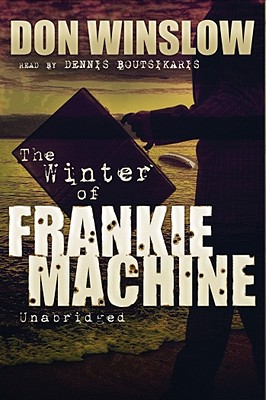 The Winter of Frankie Machine [With Headphones] (Playaway Adult Fiction) Cover Image