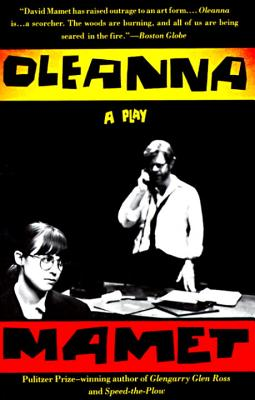 Oleanna: A Play Cover Image