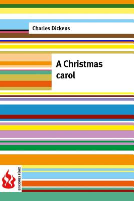 A christmas carol: (low cost). limited edition Cover Image