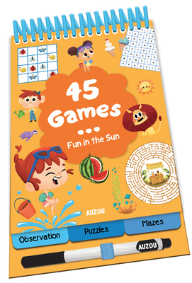 45 Games: In the Summer Cover Image