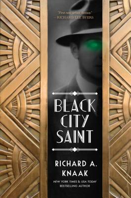 Black City Saint Cover
