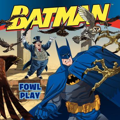 Batman Classic Cover