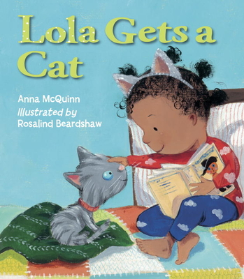 Lola Gets a Cat (Lola Reads) Cover Image