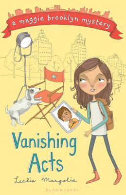 Vanishing Acts (A Maggie Brooklyn Mystery) Cover Image