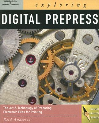 Exploring Digital Prepress Cover