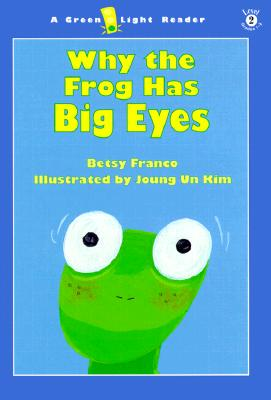 Why the Frog Has Big Eyes Cover