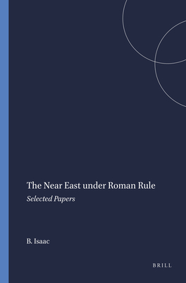 Cover for The Near East Under Roman Rule