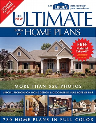 The New Ultimate Book of Home Plans (Paperback) | The Bookloft