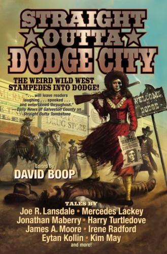 Straight Outta Dodge City Cover Image