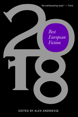 Best European Fiction 2018 Cover Image