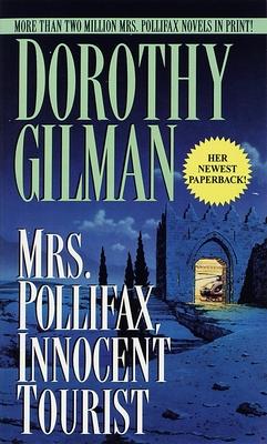 Mrs. Pollifax, Innocent Tourist cover