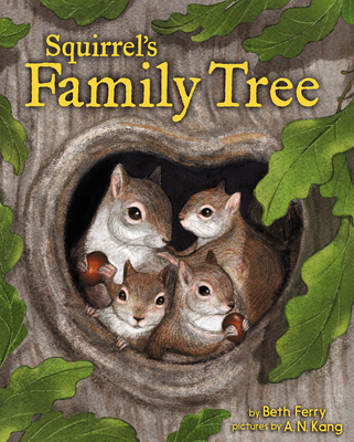 Squirrel's Family Tree Cover Image