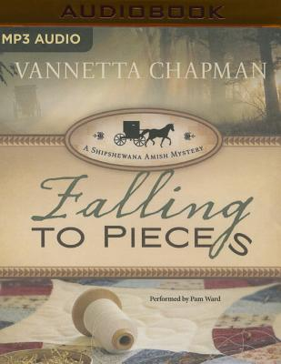 Falling to Pieces (Shipshewana Amish Mysteries #1) Cover Image