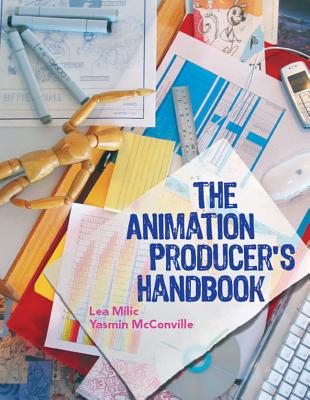 The Animation Producer's Handbook Cover Image