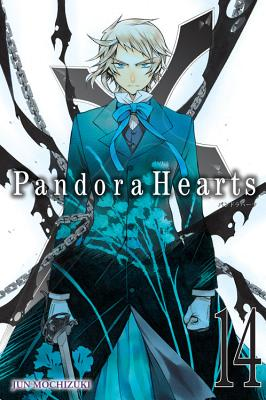 Pandora Hearts, Volume 14 Cover