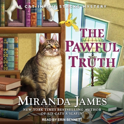 The Pawful Truth (Cat in the Stacks Mysteries #11) Cover Image