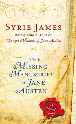 The Missing Manuscript of Jane Austen Cover