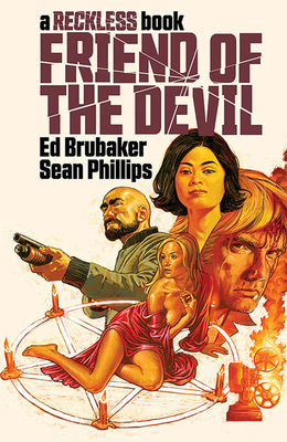 Friend of the Devil (a Reckless Book) Cover Image