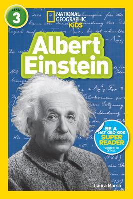 National Geographic Readers: Albert Einstein (Readers Bios) Cover Image