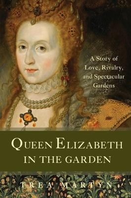 Cover for Queen Elizabeth in the Garden