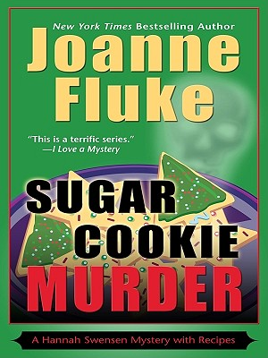 Sugar Cookie Murder Cover Image