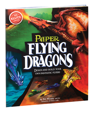 Paper Flying Dragons Cover Image