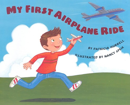 My First Airplane Ride Cover