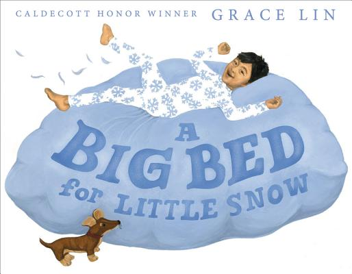 A Big Bed for Little Snow Cover Image