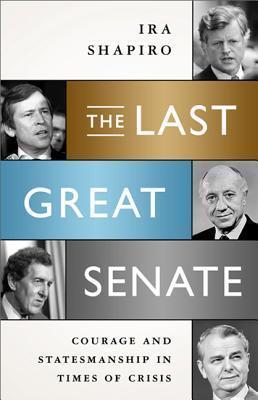 The Last Great Senate Cover