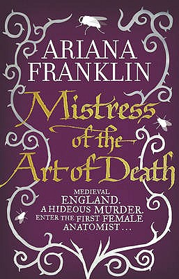 Mistress of the Art of Death Cover Image