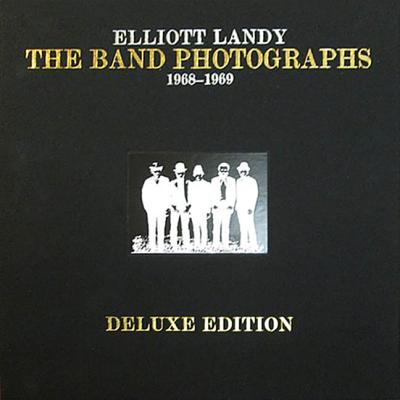 The Band Photographs, 1968-1969 Deluxe Edition Cover